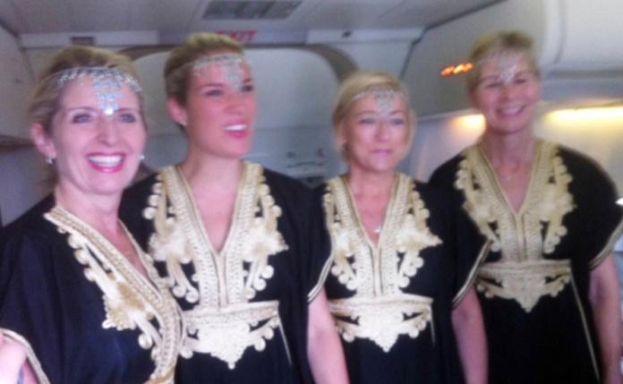9-FLIGHT ATTENDANTS