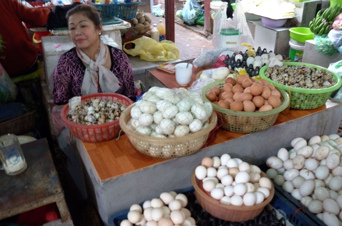 119 Egg Lady