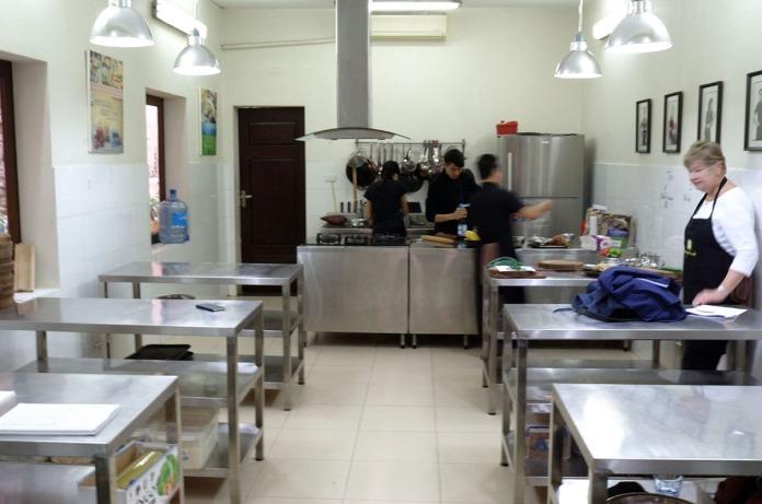 132 Classroom Kitchen