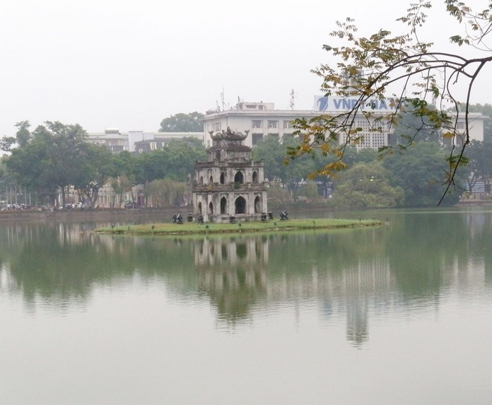 182 Turtle Pagoda