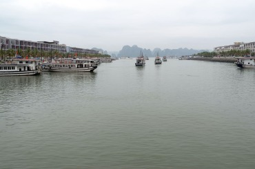 200 Departure Ha Long Bay