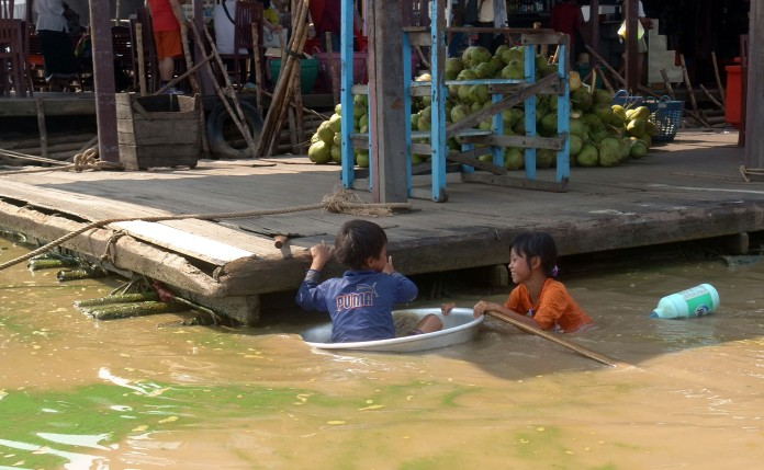 296 Kids Tonle Sap